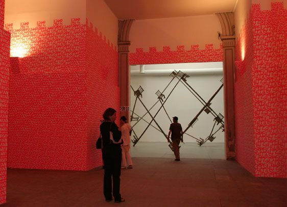 Biennale Venezia: lavori sperimentali al Padiglione Italia