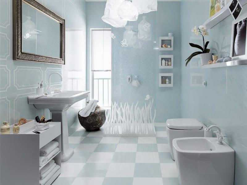 Piastrelle bagno mosaico cheap come scegliere le piastrelle per