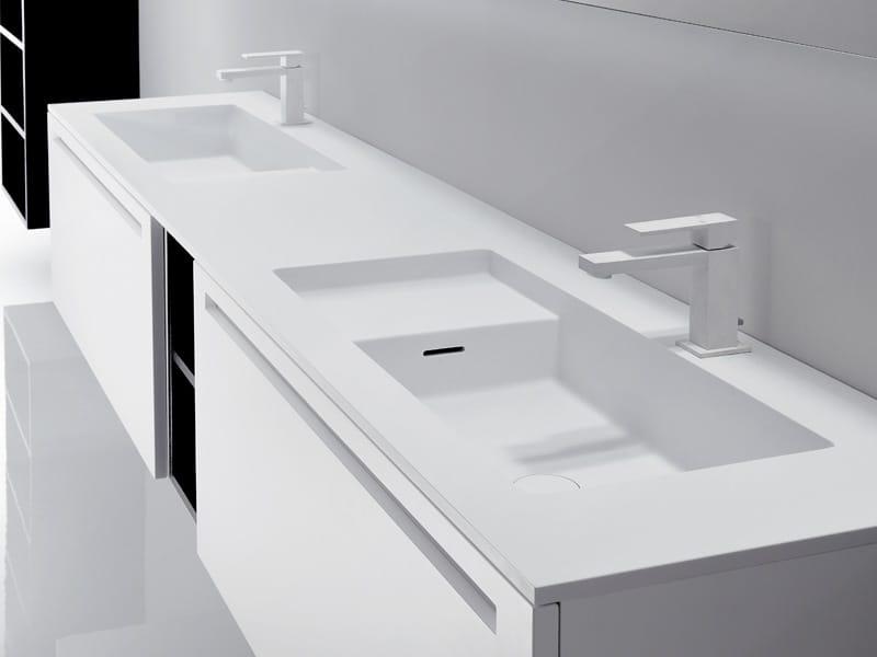 Dimensioni mobili bagno elegant mobili bagno rimini for Lavabo rimini
