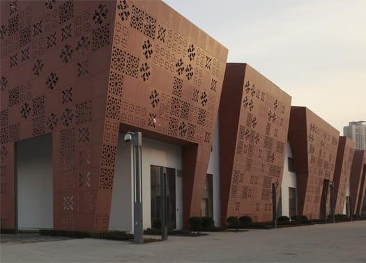 I padiglioni firmati da mario occhiuto per l expo di shanghai for Architettura italiana