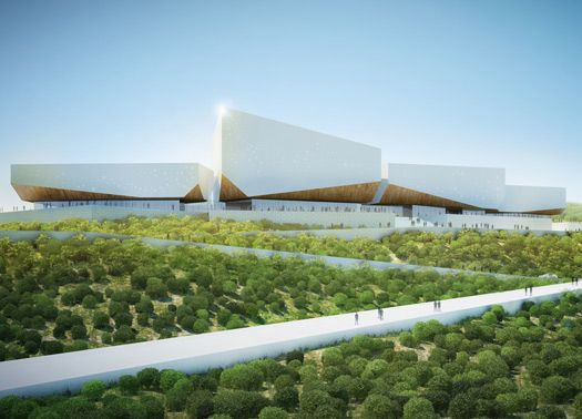 L'architettura danese di Henning Larsen in Nigeria