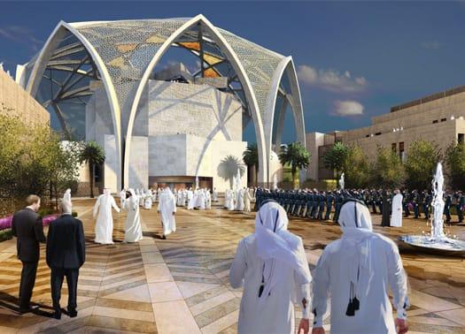 Nuovo Parlamento degli Emirati Arabi Uniti