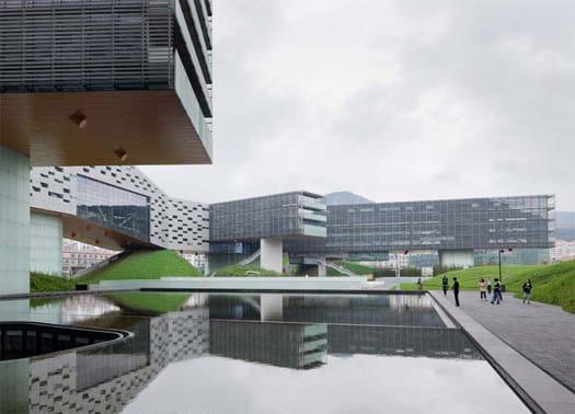 L'AIA premia il grattacielo orizzontale di Steven Holl a Shenzen