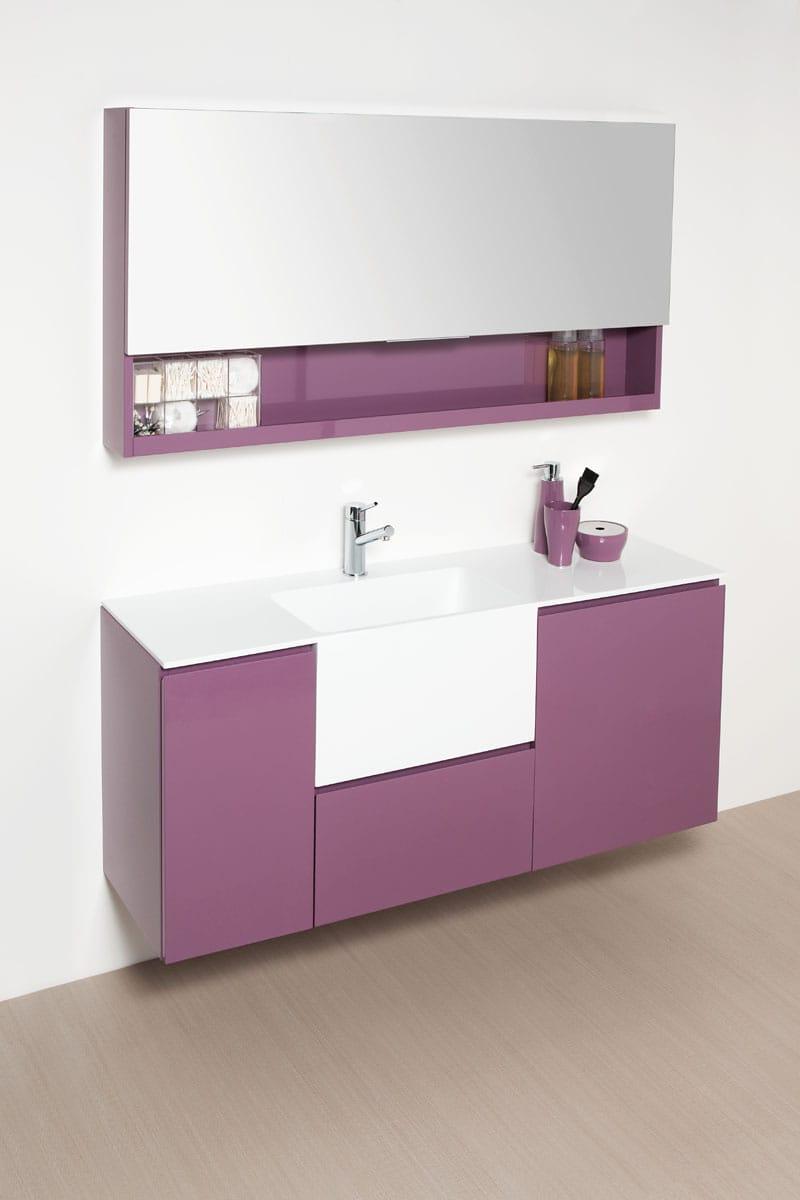Regia presenta niky per un bagno trasformista e su misura - Regia mobili bagno ...