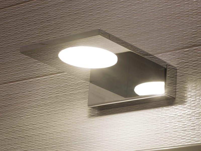 Vintage o led le nuove lampade di regia - Illuminazione bagno design ...