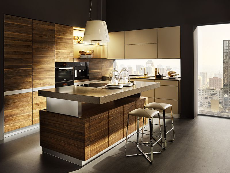 cucine vao e k7 by team 7. Black Bedroom Furniture Sets. Home Design Ideas