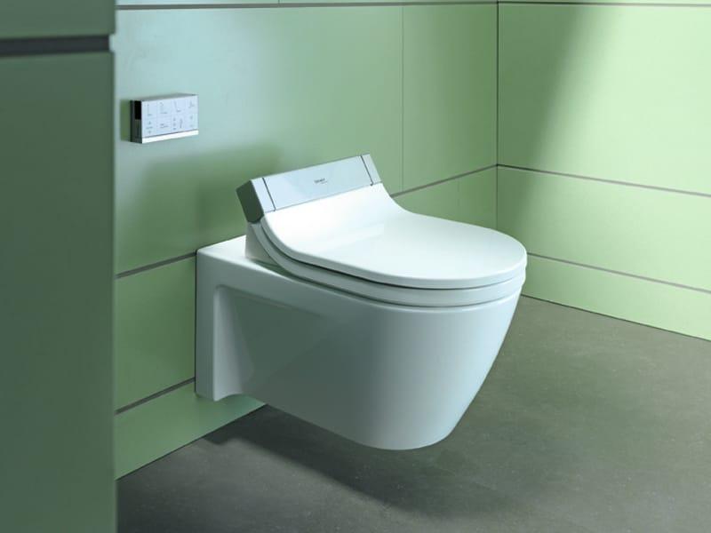 sensowash starck c by duravit. Black Bedroom Furniture Sets. Home Design Ideas