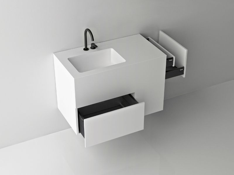 Novelty creation and innovation by boffi for Innenarchitektur 1920