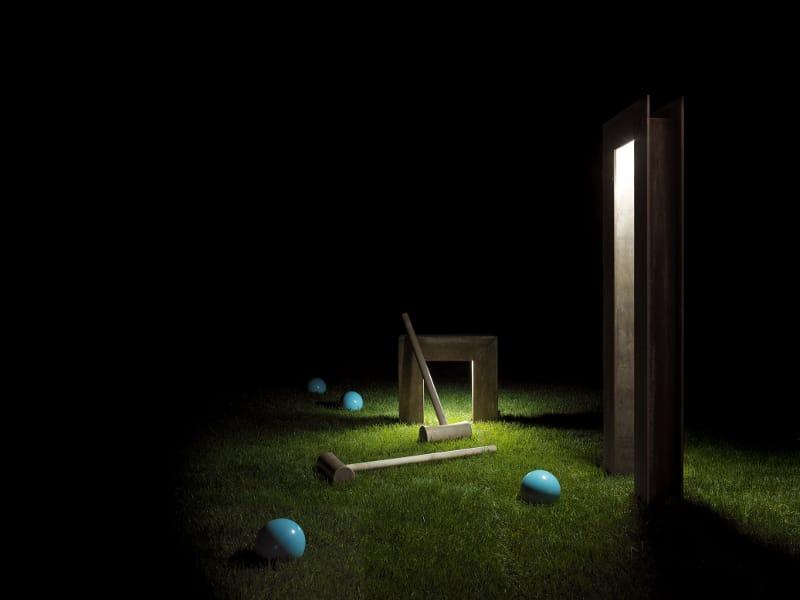 Luci Torremato Emozione Pura : Quot il fanale presenta la lampada da giardino evelina