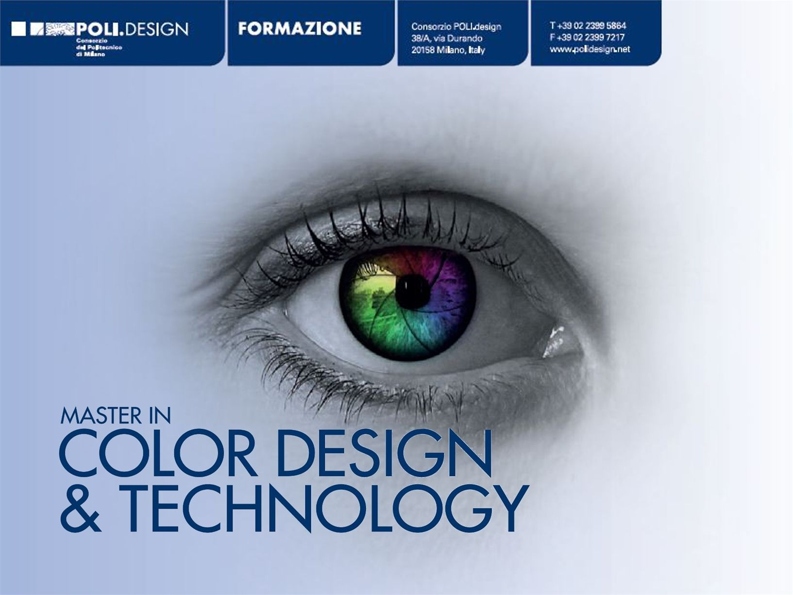 al poli design primo master in color design technology
