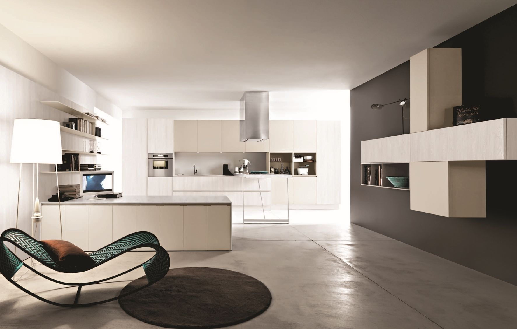 Cesar in mostra a happy business to you for Cucina living