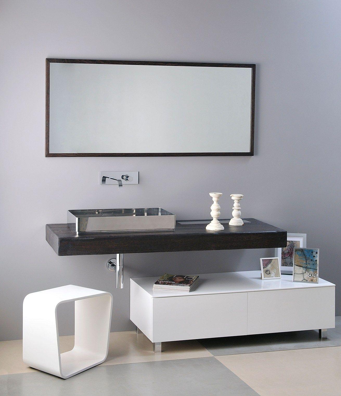 La nuova collezione regia wood e per il bagno - Regia mobili bagno ...