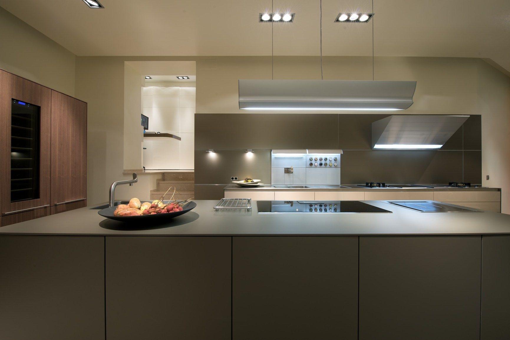Il nuovo showroom bulthaup roma parioli for Cucine alta gamma