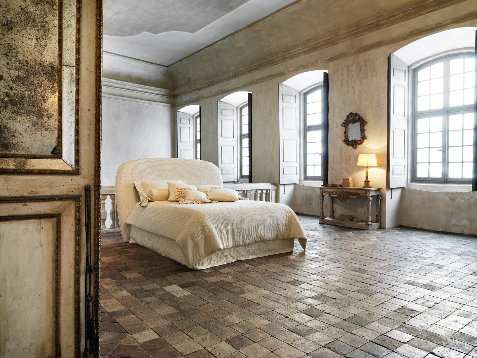 Charme francese per letti shabby chic - Camere da letto shabby moderno ...