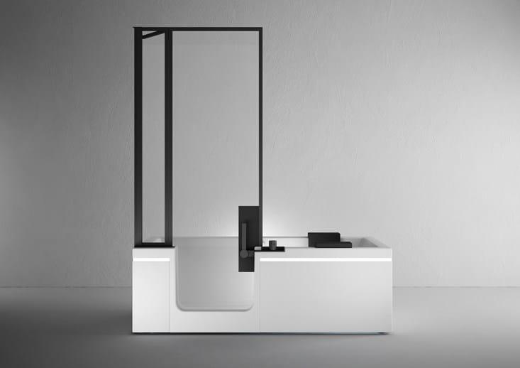 Design plus award di ish per pr t porter - Combinato vasca doccia ...