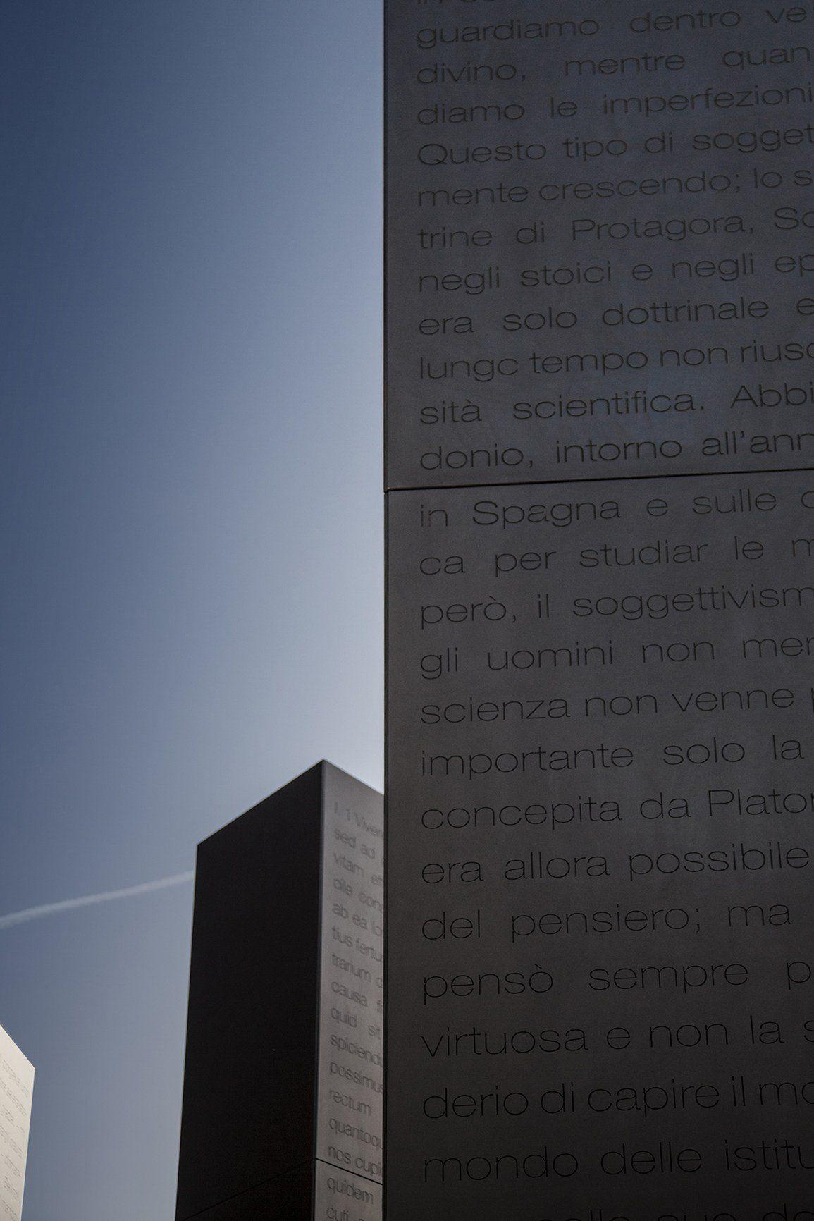 Un palcoscenico all 39 aperto ispirato al teatro olimpico del - Dekton opinioni ...