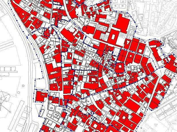 Scambio dati catastali fra entrate e comuni pubblicate le for Planimetrie di pontili e travi