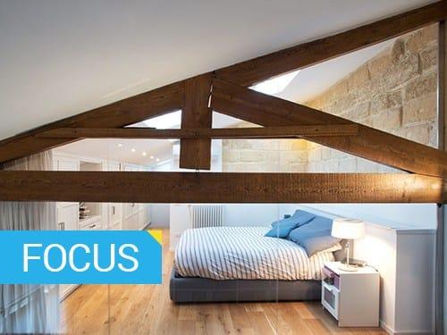 Mansarde e sottotetti le soluzioni per guadagnare nuovi spazi for Piccoli piani di casa con piano piano aperto