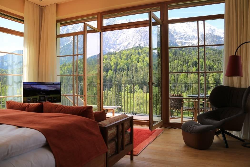 Una location accogliente nel cuore delle alpi bavaresi for Ego divani opinioni