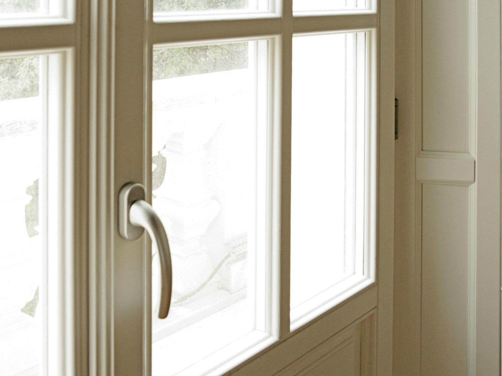 Minimal wood la nuova linea di finestre e portefinestre - Finestre de carlo ...