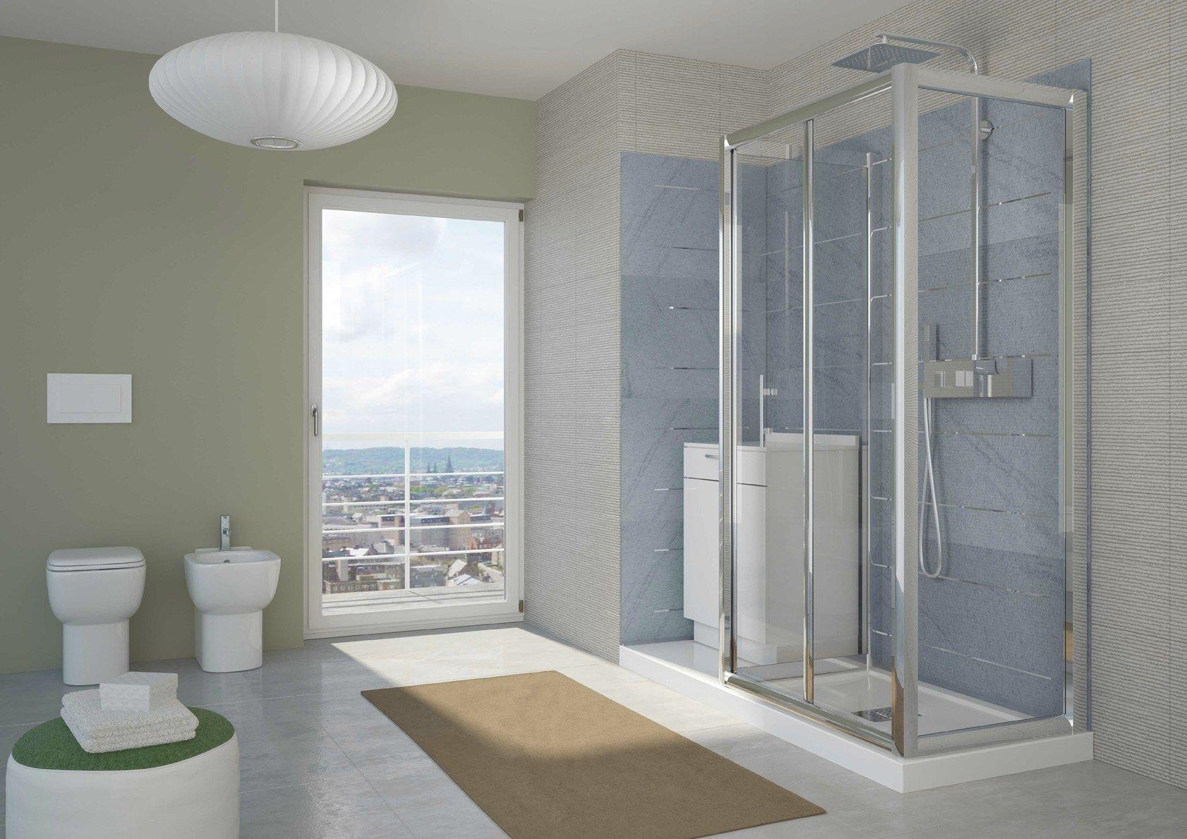 Trasformare la vasca in doccia in 8 ore con g magic di grandform