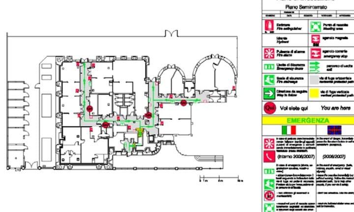 Progettazione antincendio, in vigore da oggi le nuove norme