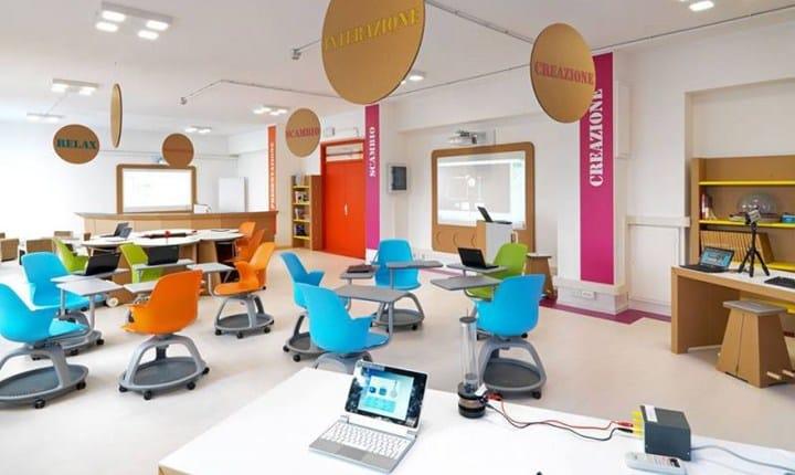 Scuola Digitale: 5,6 milioni di euro per wi-fi e ambienti digitali