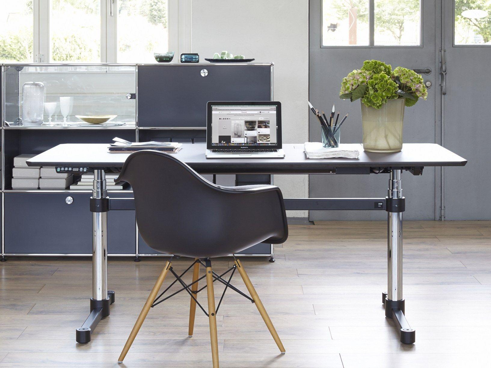 Altezza Banco Di Lavoro Ergonomia : ModularitÀ efficienza energetica ergonomia: lufficio secondo usm