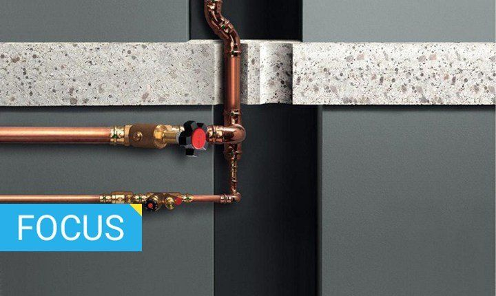 Impianti idrico-sanitari: reti di adduzione e di scarico