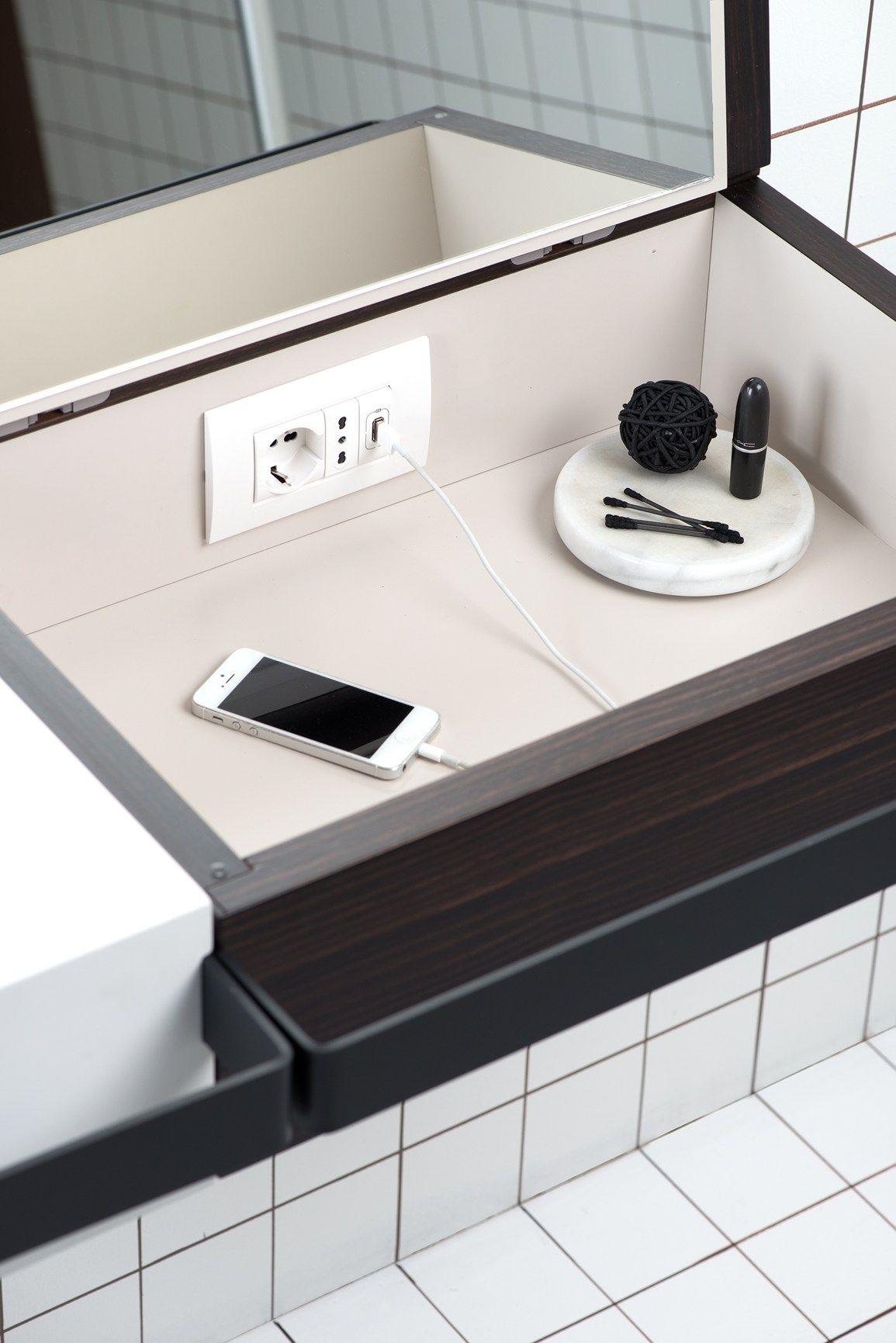 Lavabi e contenitori sospesi e modulari - Asciugamani bagno firmati ...