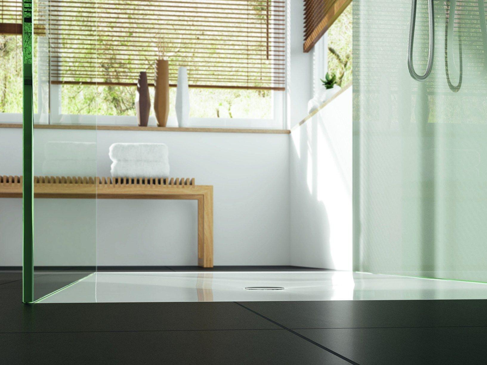 Tutti i vantaggi dei piatti doccia filo pavimento - Doccia a filo pavimento ...