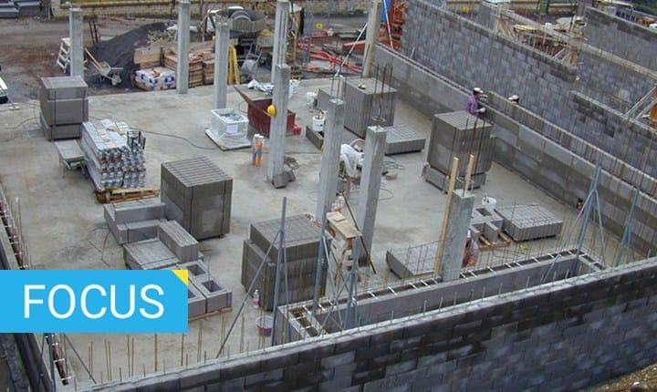 Adeguamento antisismico gli interventi per la sicurezza for Progettazione di edifici economica