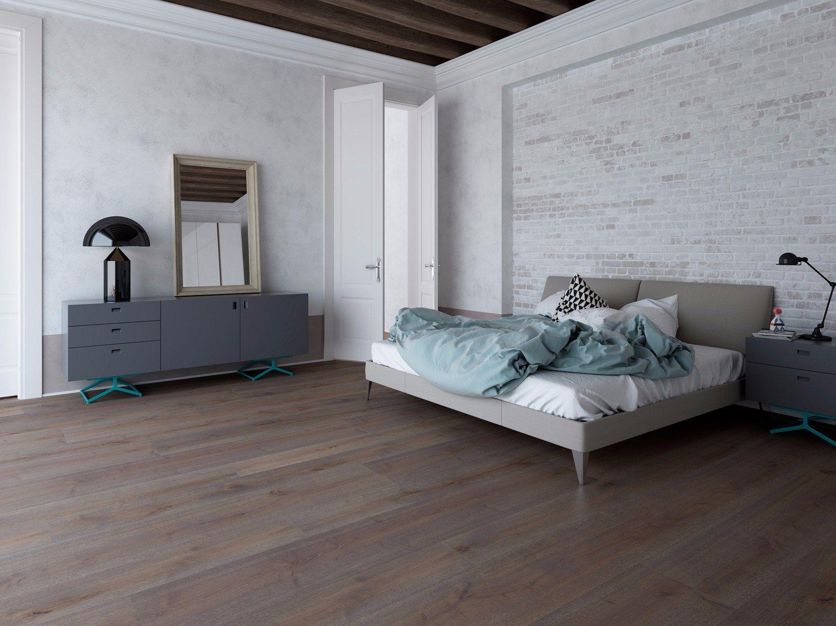 Camera da letto d 39 ispirazione industrial chic - Pavimenti camere da letto ...