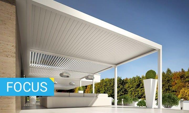 realizzare verande, pergolati e tettoie per vivere gli spazi esterni
