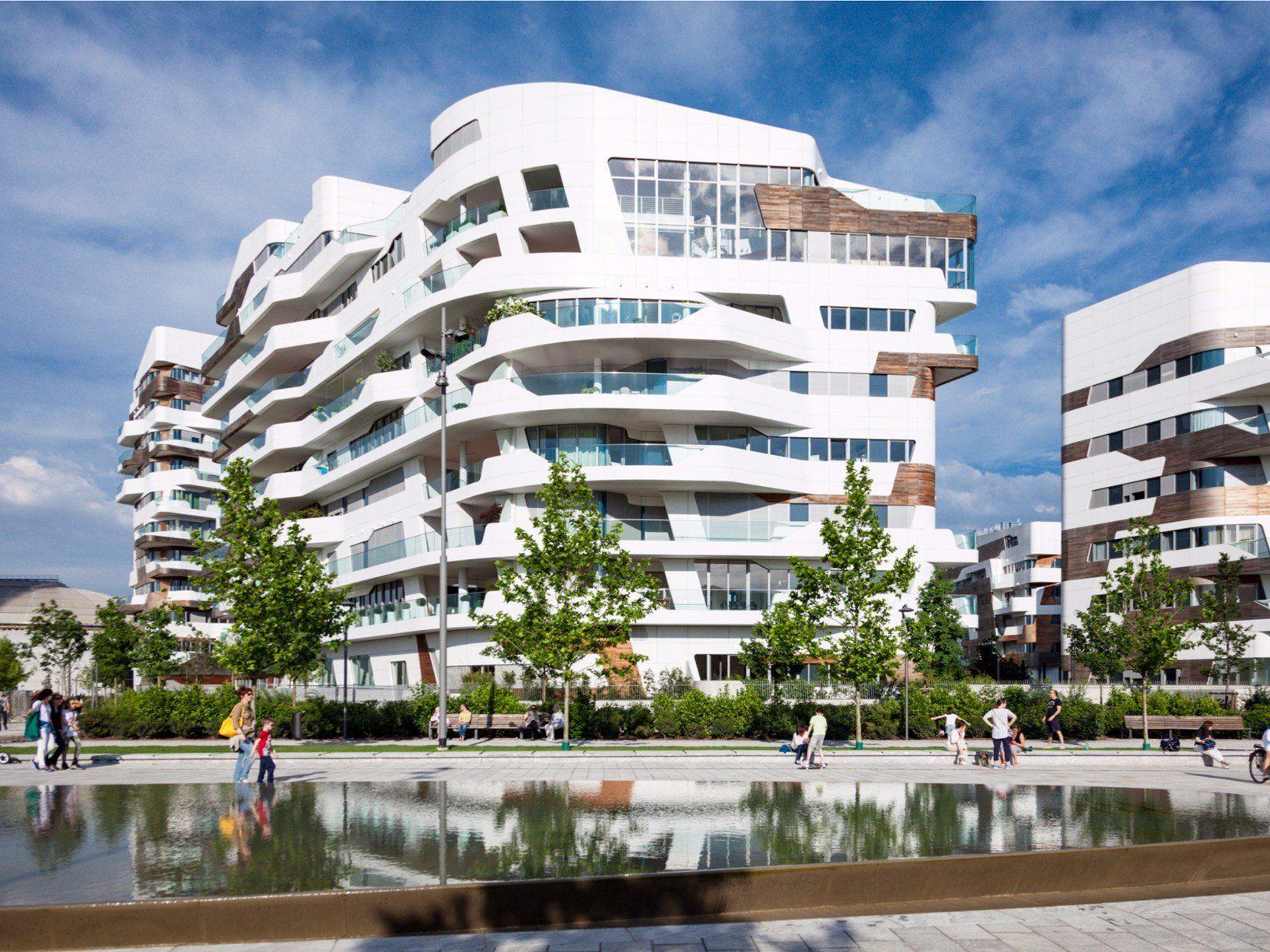 Antrax it per la penthouse one 11 for Quartiere city life