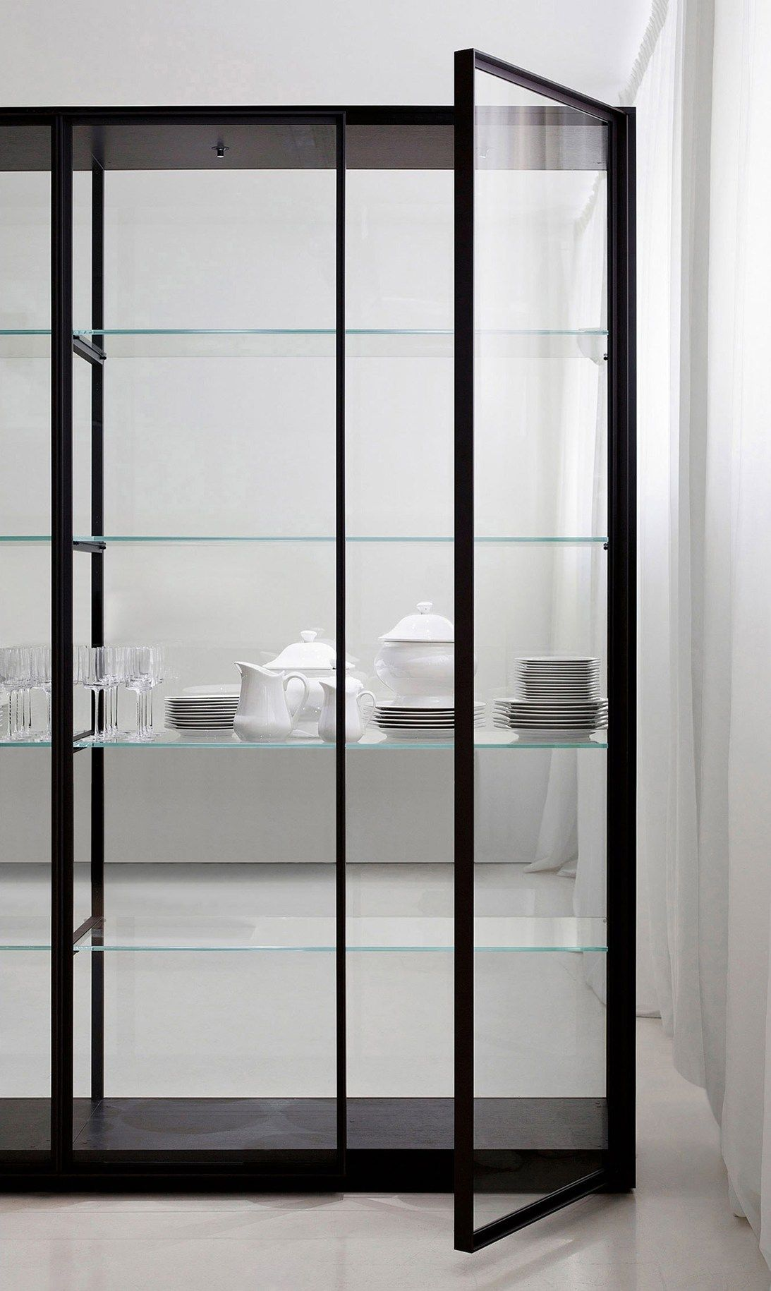 atmosfere informali e chic per la zona giorno. Black Bedroom Furniture Sets. Home Design Ideas