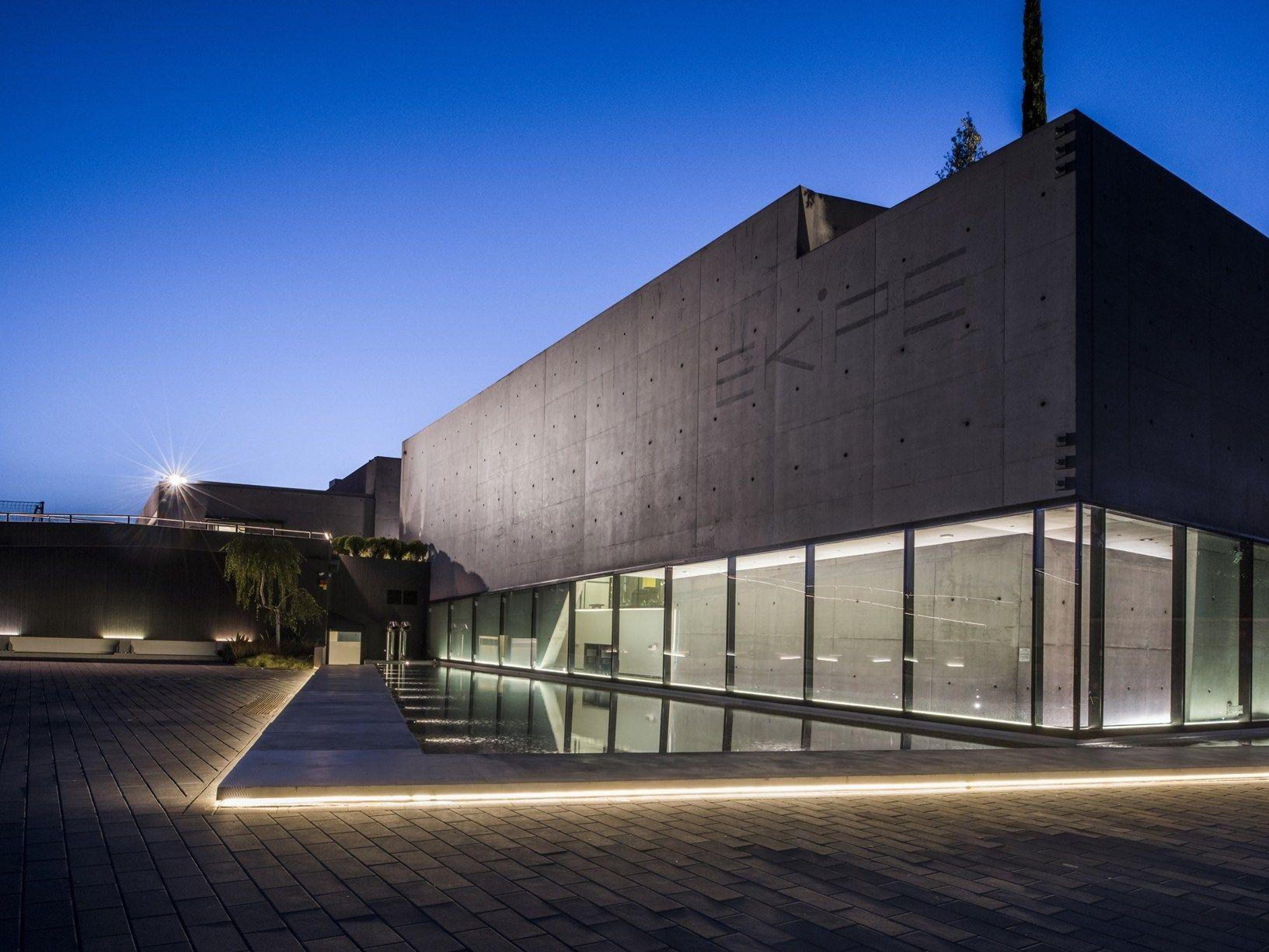 architettura brutalista interni glamour