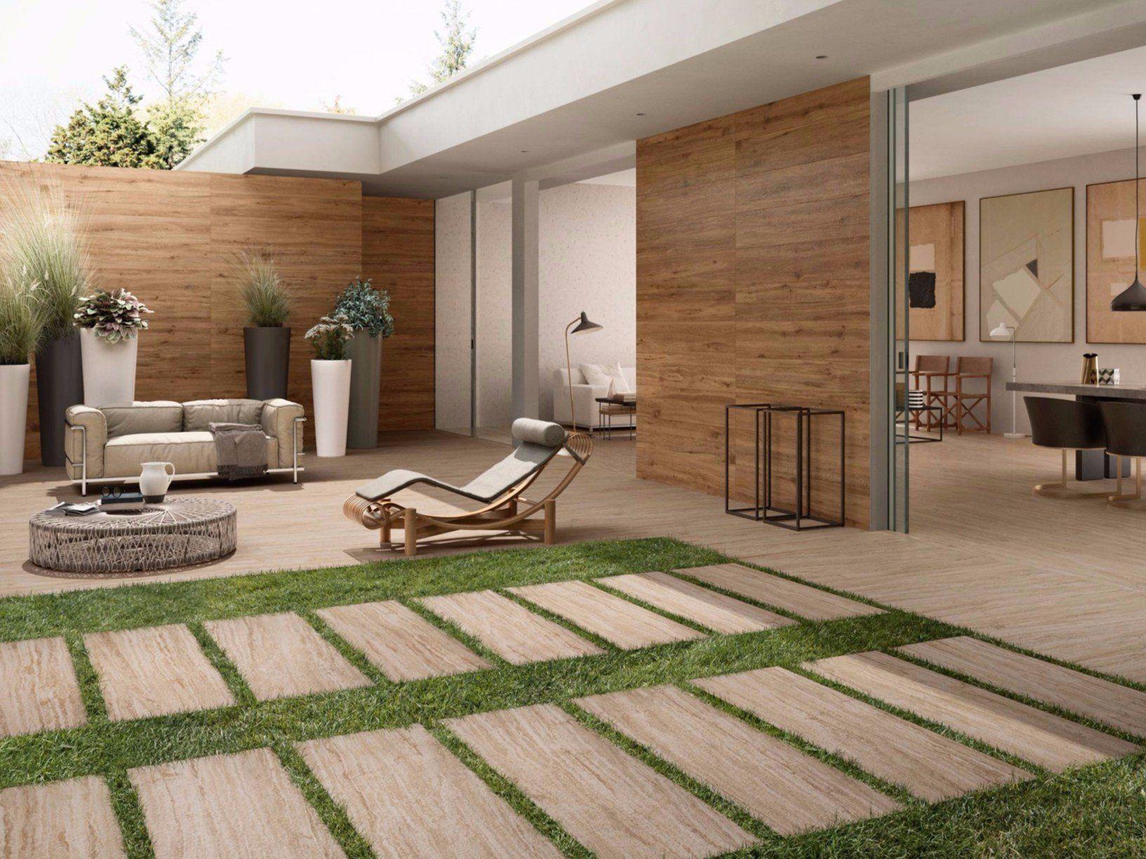 L esterno diventa la naturale prosecuzione della casa - Aerazione naturale della casa ...