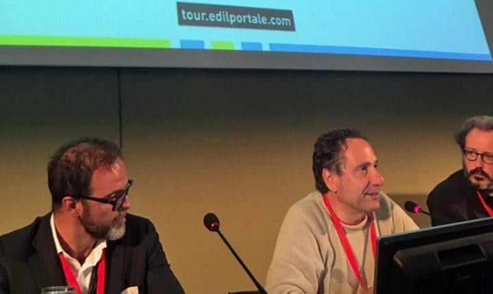 Edilportale Tour 2017 a Bologna con Mario Tozzi