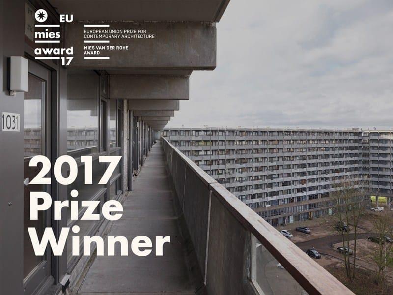I vincitori del premio mies van der rohe 2017 - Premio mies van der rohe ...
