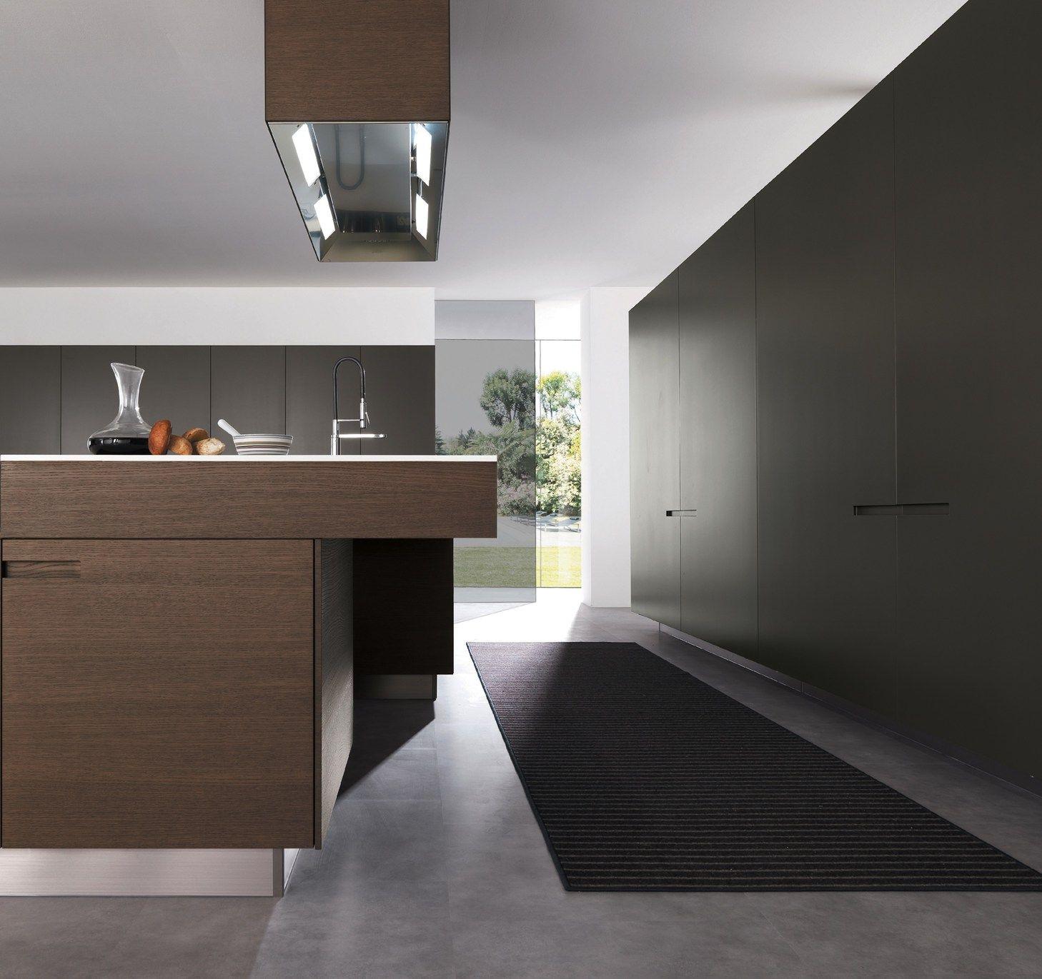 La cucina come centro vitale della casa for Euromobil 02