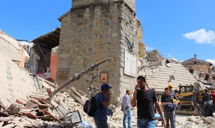 Macerie post-sisma, alle Regioni 100 milioni per rimuoverle