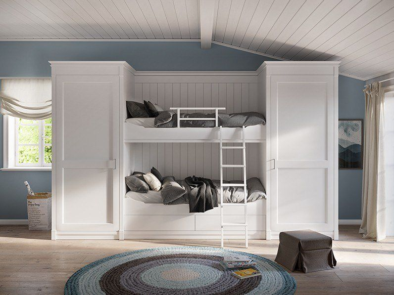 Cameretta country chic - Camerette stile country chic ...