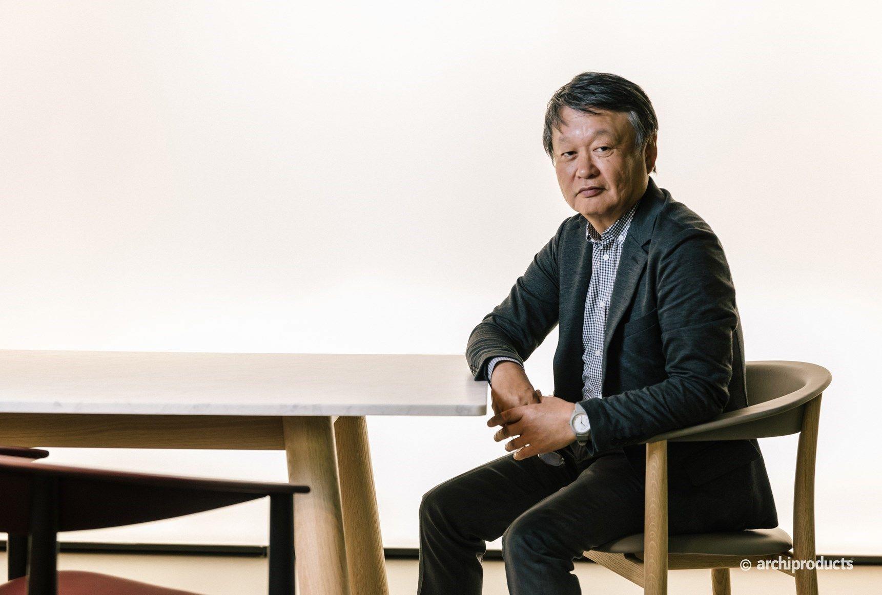i nuovi progetti di naoto fukasawa per b b italia. Black Bedroom Furniture Sets. Home Design Ideas