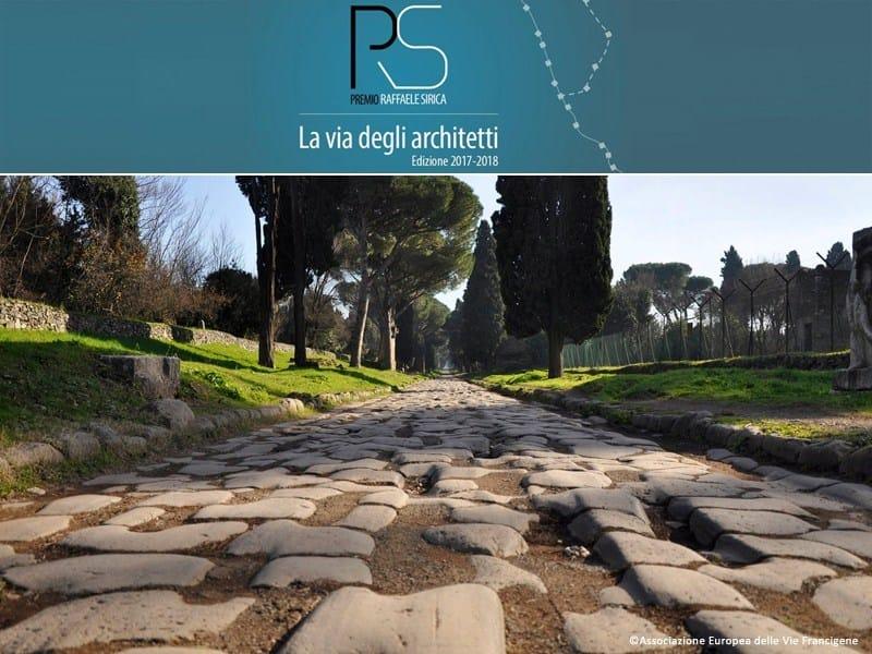 V Premio Raffaele Sirica - La via degli architetti