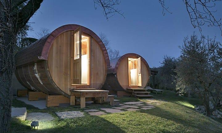 Case sugli alberi e case degli hobbit tra le nuove for Case prefabbricate puglia