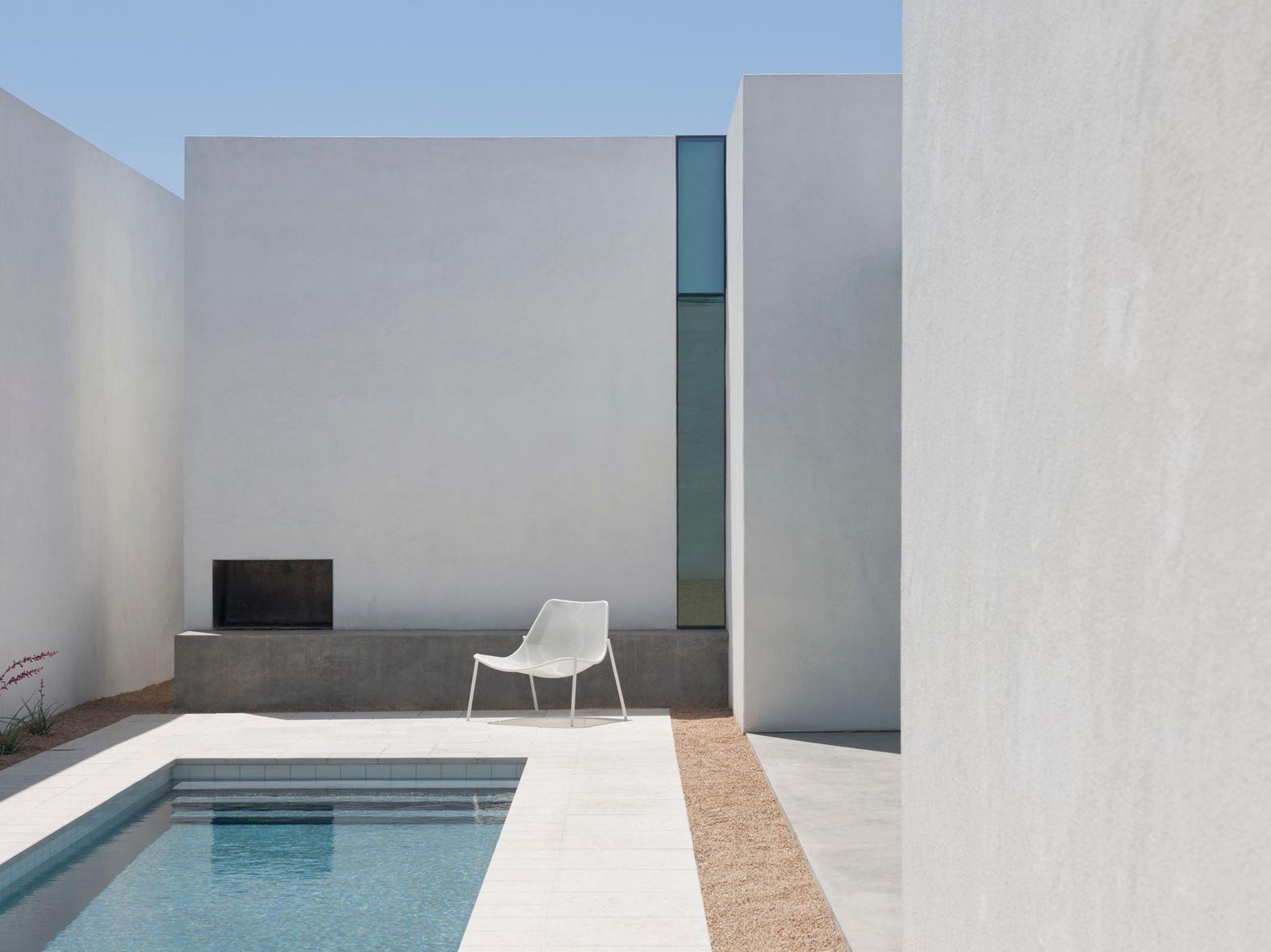 Stile minimalista nel Barrio Historico