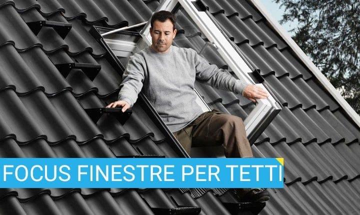 Finestre per l'uscita tetto: requisiti, prodotti a norma e vantaggi
