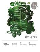 FONTANOT, invito evento A step into the green