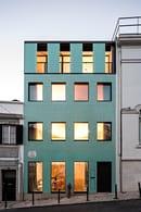 Casa no Príncipe Real | Ascer Architecture Prize 2014 winner, Lisbon